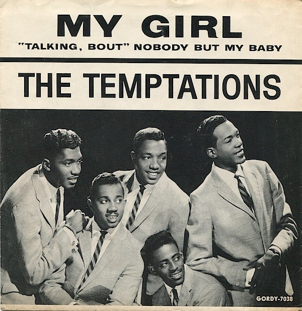 The Number Ones The Temptations My Girl Stereogum