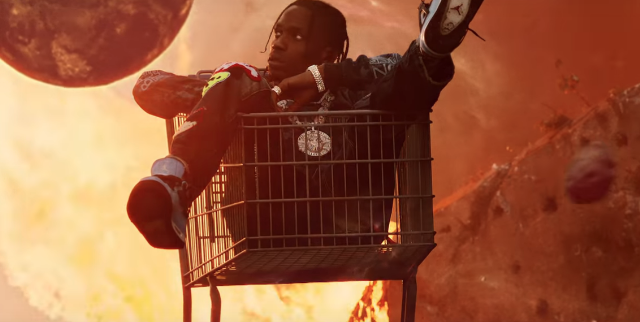 69b1d6420b27 Travis Scott Announces New Album 'Astroworld,' Out This Week: Watch ...