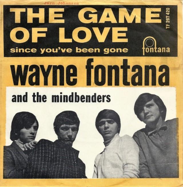 Wayne-Fontana-And-The-Mindbenders-The-Game-Of-Love