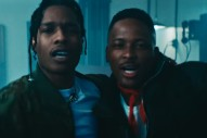 "YG – ""Handgun"" (Feat. A$AP Rocky) Video"