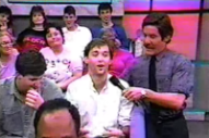 Watch Teenage David Wain Ask KISS A Question On A 1988 <em>Geraldo</em> Episode