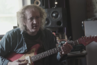 My Bloody Valentine's Kevin Shields Shows Off His Jazzmaster Collection