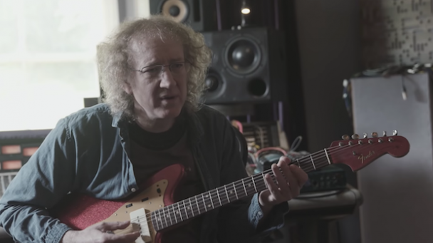 MBV's Kevin Shields Discusses His Fender Jazzmaster Guitars