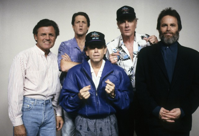 The Beach Boys 1988