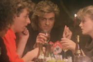 "George Michael Helped Develop A Movie Based On Wham!'s ""Last Christmas"""