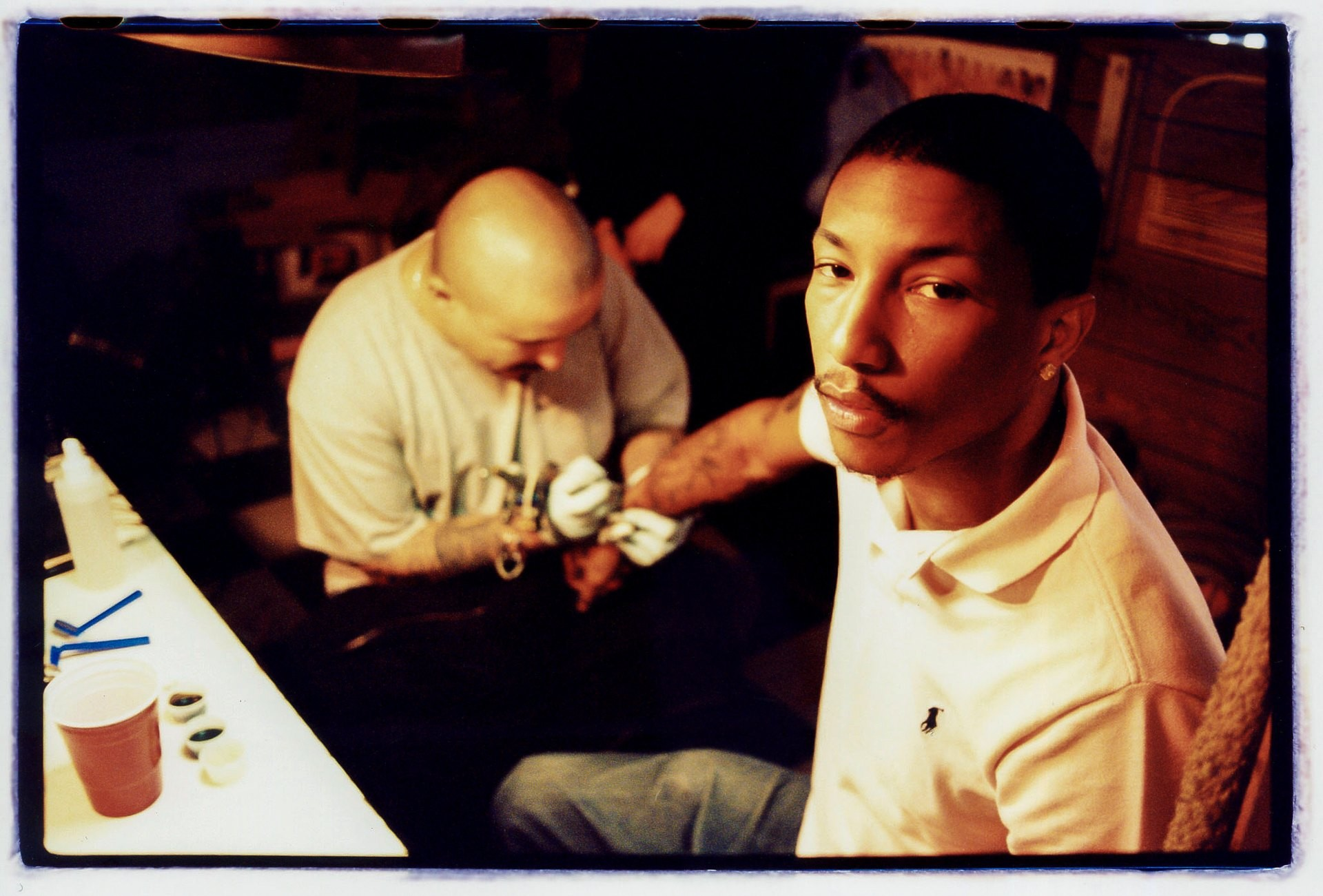 Pharrell Williams 1998