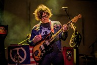 Ryan Adams Hit The Studio With Miley Cyrus