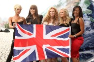 Spice Girls Reunion Back On Says Scary