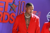 YG Arrested For Vegas Necklace Robbery
