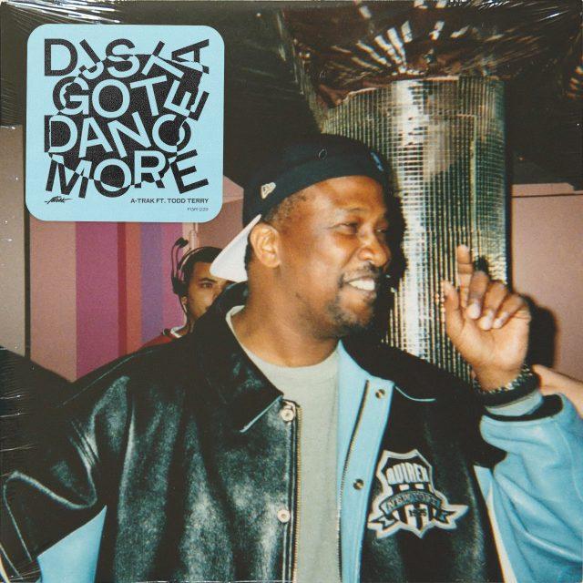 """A-Trak - """"DJs Gotta Dance More"""" (Feat. Todd Terry)"""