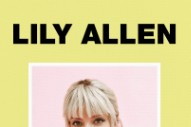 Lily Allen Details New Memoir <i>My Thoughts Exactly</i>