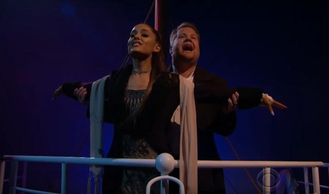 Ariana-Grande-and-James-Corden