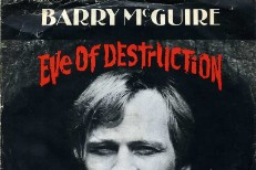 "The Number Ones: Barry McGuire's ""Eve Of Destruction"""