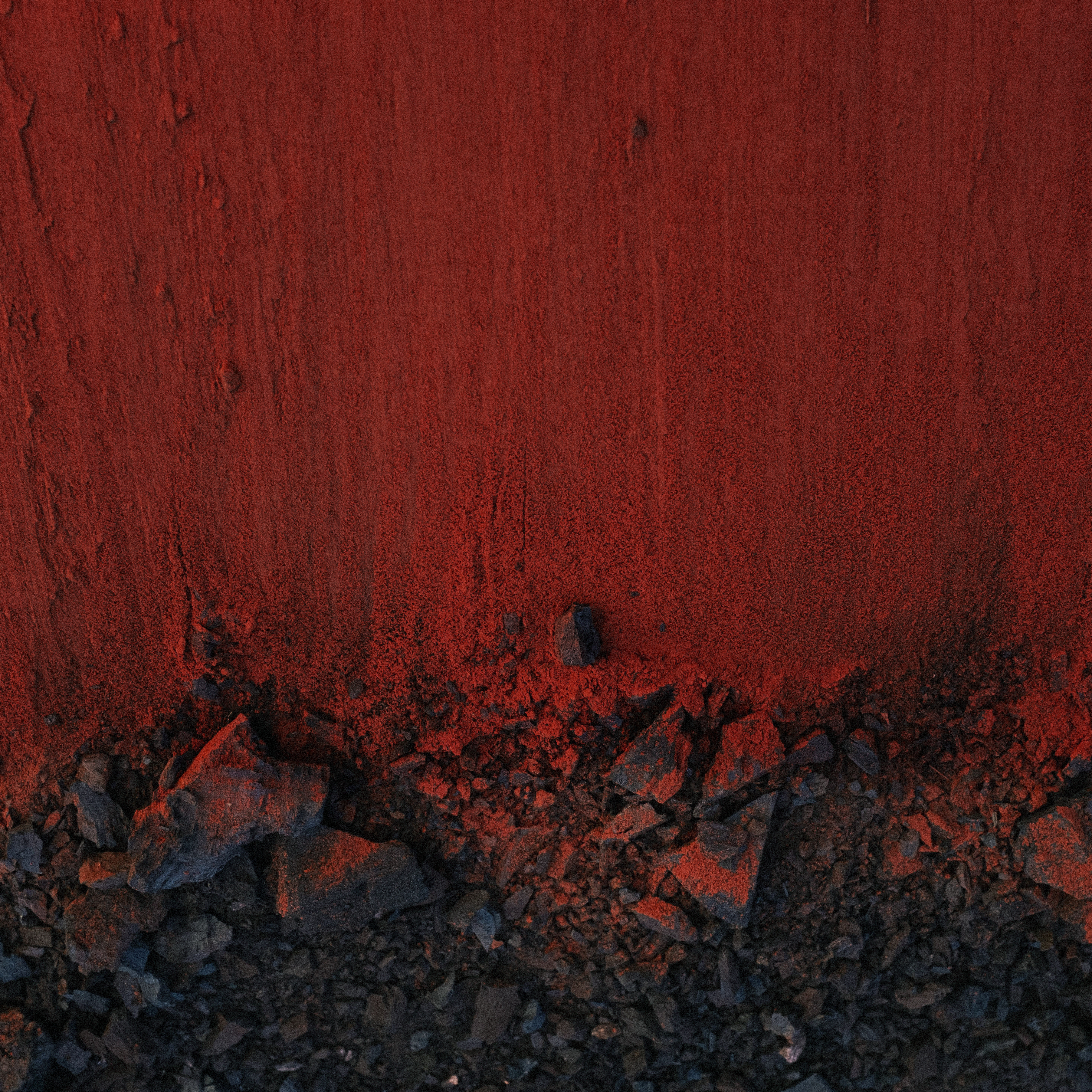 Moses Sumney - Black In Deep Red, 2014
