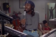 "Blood Orange – ""Saint"" Video"
