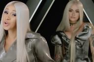 """Cardi B – """"Ring"""" (Feat. Kehlani) Video"""