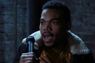 Watch Chance The Rapper Play A Pizza-Delivery Werewolf In The <em>Slice</em> Trailer