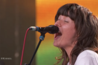 Watch Courtney Barnett Rock <i>Kimmel</i>&#8217;s Outdoor Stage