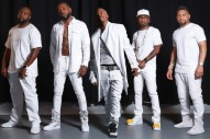 Dru Hill Member Explains Poorly Photoshopped Sneakers In New Publicity Photo