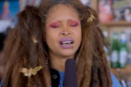 Watch Erykah Badu's Gorgeous Tiny Desk Concert