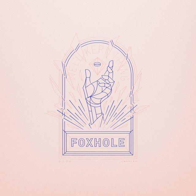 Foxhole-Well-Kept-Thing-album-art