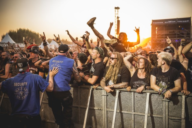 Elderly men escape nursing home for heavy metal concert