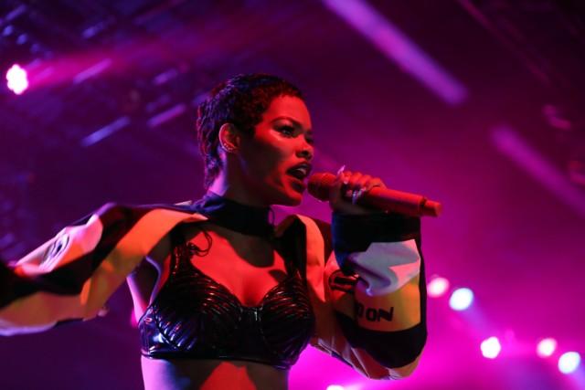 Teyana Taylor Drops Off Jeremih Tour, Calling Him