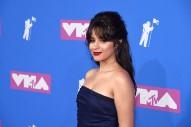 Camila Cabello Wins Video Of The Year At The 2018 VMAs
