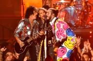 Watch Aerosmith Join Post Malone & 21 Savage At The VMAs