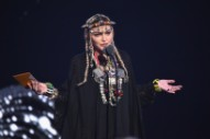 Madonna Defends Aretha Franklin Tribute After Backlash