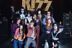 KISS Appears on That 70's Show