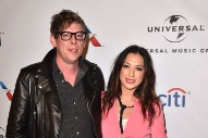 Michelle Branch And Patrick Carney Welcome Baby Boy