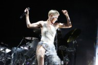 "Watch Robyn Sing ""Missing U"" Live For The First Time"