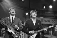 Lennon & McCartney Take A Selfie