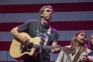 Beto O'Rourke Shares Old Song With Cedric Bixler-Zavala