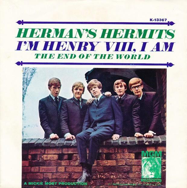Hermans-Hermits-Im-Henry-VIII-I-Am