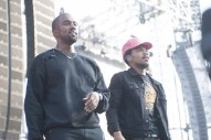 Kanye West & Chance The Rapper Are Recording Together