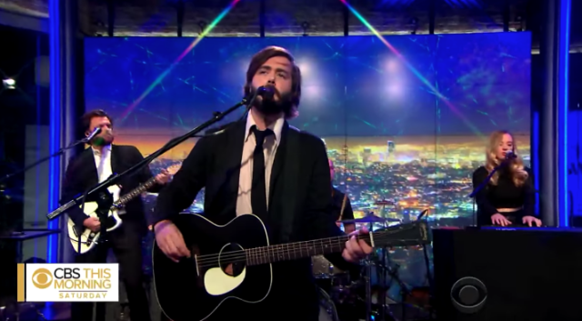 Lord Huron Play 3 Songs On 'CBS This Morning': Watch - Stereogum