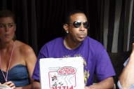 <em>New York Times</em> Investigates Whether Ludacris Goes Grocery Shopping At An Unusual Frequency