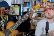 Watch Mac Miller's Warm, Reflective Tiny Desk Concert, Featuring Thundercat