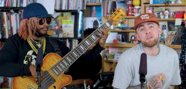 Thundercat Joins Mac Miller For Tiny Desk Concert Watch