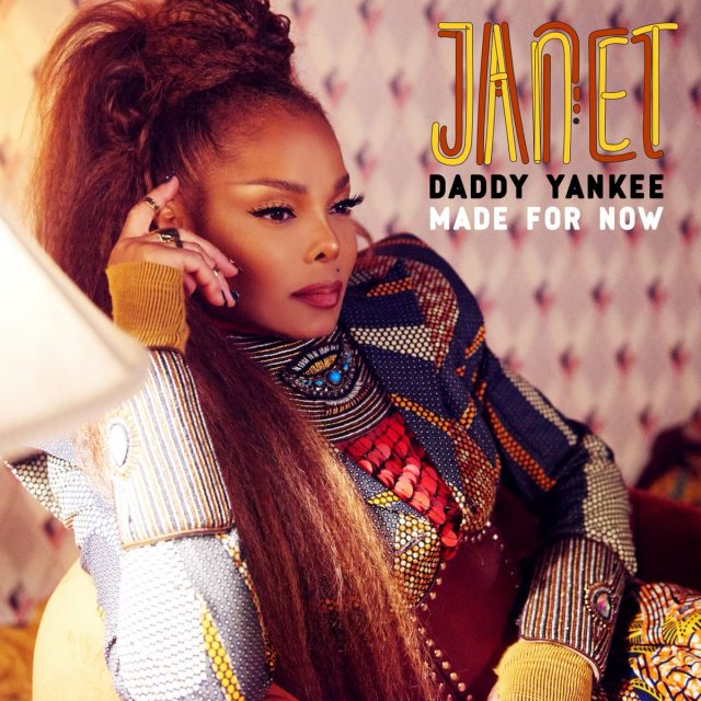 "Janet Jackson - ""Made For Now"" (Feat. Daddy Yankee)"