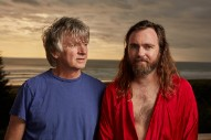 "Neil & Liam Finn – ""Anger Plays A Part"" Video"