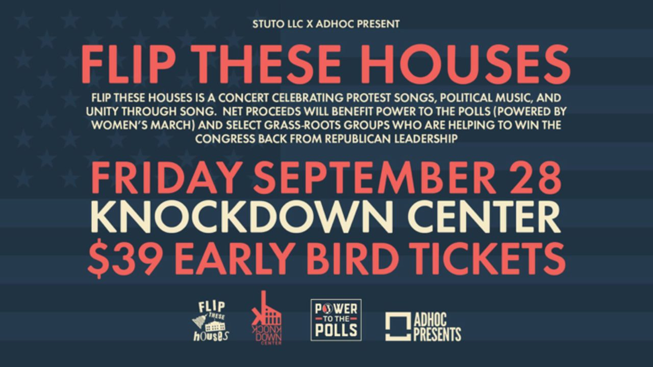 Members Of Spoon, Superchunk, Hold Steady, Walkmen, Wrens, & More Announce Protest Music Benefit In NYC