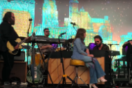 "Watch Jenny Lewis Join Father John Misty On ""God's Favorite Customer"" In Toronto"