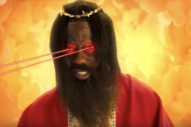 """Travis Scott – """"Stop Trying To Be God"""" Video (Feat. James Blake & Kylie Jenner)"""
