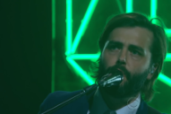 Watch Lord Huron Perform &#8220;Never Ever&#8221; On <em>Corden</em>