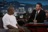 Kanye Talks Trump, Porn, Bipolar Disorder On <em>Kimmel</em>