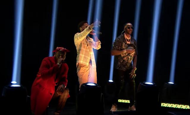 YG, Big Sean, & 2 Chainz