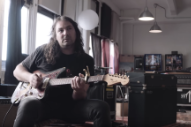 The War On Drugs' Adam Granduciel Talks About His Fender Jazzmaster
